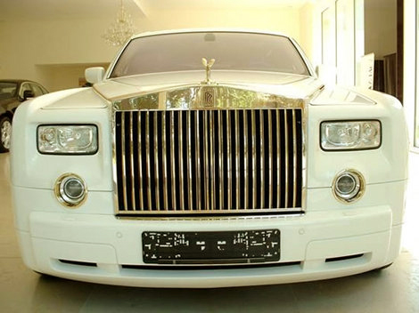 Gold Royce 1